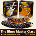 Learn and master the blues guitar