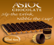 Astor Chocolate cups