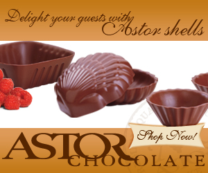 Astor Chocolate shells