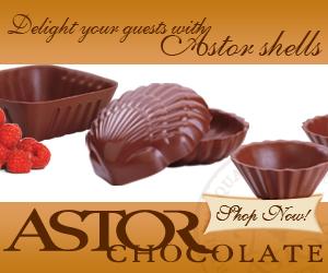 Astor Chocolate shells