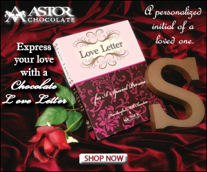 Astor Chocolate Valentine's Day Collection