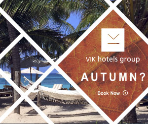 Autumn Vik Hotels