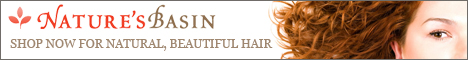 Natural Hair Care at Nature's Basin