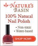 All Natural Non-Toxic Nail Polishes
