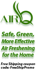 Air/Q: Safer, Greener, More Effective Air Freshening for the Home