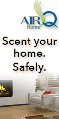 AirQ: Scent Your Home Safely