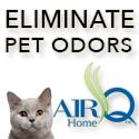 AirQ: Eliminate Pet Odors