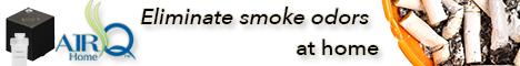 AirQ: Eliminate Smoke Odors