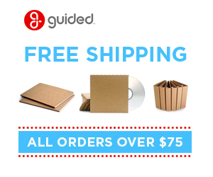 Get Free Shipping with $75 orders at Guided!