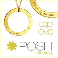 POSH Mommy Personalized Jewelry