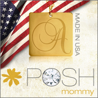 POSH Mommy Jewelry, Made in the USA