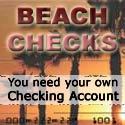 Beach Checks at Checks on Sale
