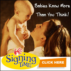 Teach Baby Sign Language