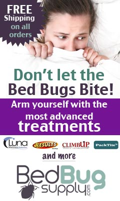 Click Here to View Our Selection of Bed Bug Products