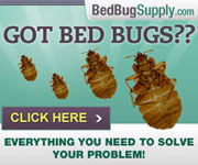 Got Bed Bugs? Click here to shop at Bed Bug Supply