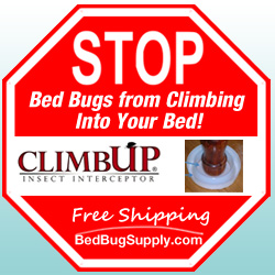 Can Bed Bugs Climb Heavy Plastic