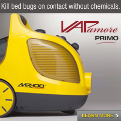 buy Vapamore Steamers at Bed Bug Supply