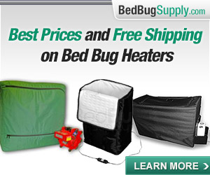 buy Bed Bug Heaters at Bed Bug Supply
