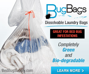 buy Bug Bags dissolving laundry bags at Bed Bug Supply
