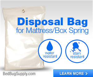 buy disposable mattress bags at Bed Bug Supply