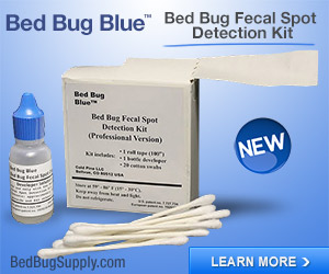 buy Bed Bug Blue Fecal Spot Detection Kit at Bed Bug Supply