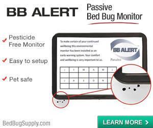 buy Bed Bug Alert Passive Bed Bug Monitors at Bed Bug Supply