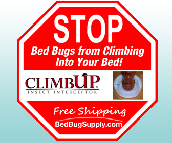 buy Climbup Insect Interceptors at Bed Bug Supply
