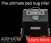 Armato 9000 Commercial Bed Bug Steamer
