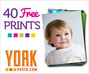 Save Money With 40 Free Photo Prints