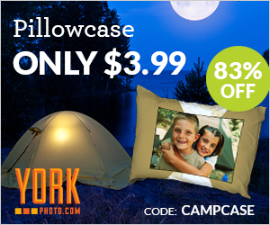Custom Photo Pillowcase – Just $3.99 – Save $19 On Each!