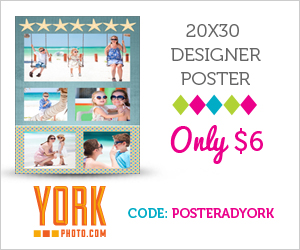 70% Off Photo Poster - Now Just $6!