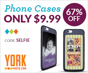 Custom Phone Cases – Just $9.99 – Save $20!