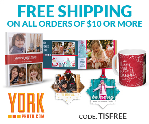 Free Standard Shipping On All Orders Of $10 or More!