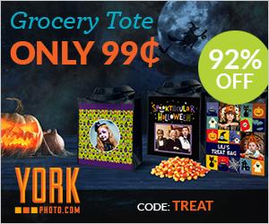 Custom Halloween Bag – Just 99¢ – Save $11!