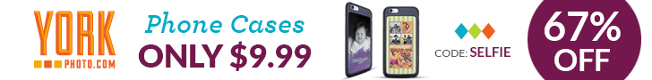 Custom Phone Cases – Just $9.99 – Save $20!