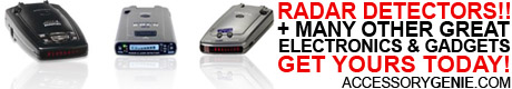 Accessory Genie - The One-Stop Shop for all your Radar Needs