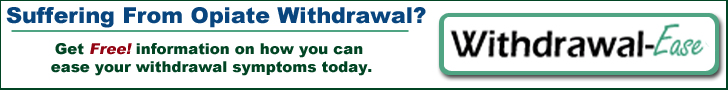 Opiate Withdrawal Nutritional Supplement