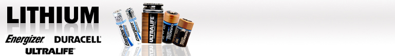 Lithium Batteries - Lithium Battery