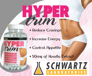 Hyper Trim Thermogenic from Schwartz Labs