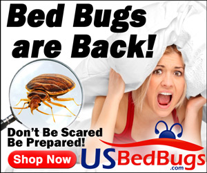 Bed Bugs are Back! Order protection supplies from USBedBugs.com!