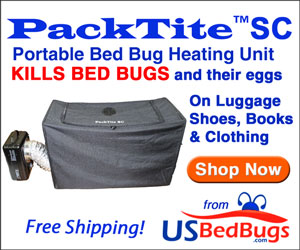 PackTite SC at USBedBugs.com