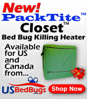 Order PackTite Closet Bed Bug Killing Heating Unit
