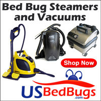 Bed Bug Steamers & Vacuums from USBedBugs.com