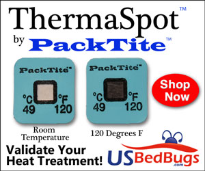 ThermaSpot Temperature Sensors at USBedBugs