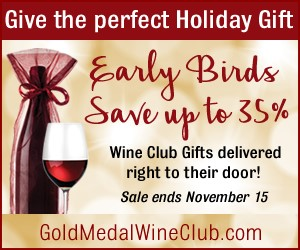 Early Bird Holiday Sale!