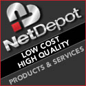 NetDepot.com - Low cost, high quality Dedicated Hosting and Services