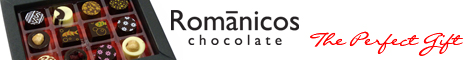Romanicos Chocolate The Perfect Gift