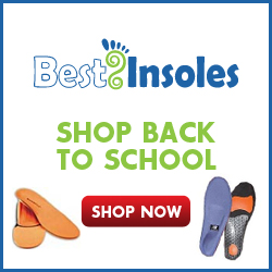Everything feet for Back to School!