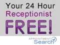 Your 24 hour Receptionist - Appointment Search