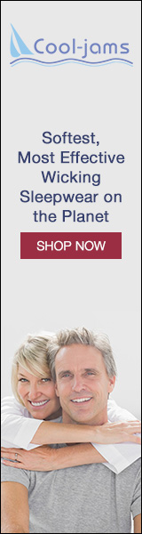 Cool-jams Moisture Wicking Sleepwear for Better Sleep